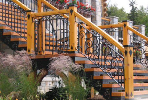 rampe-escalier-fer-peinture